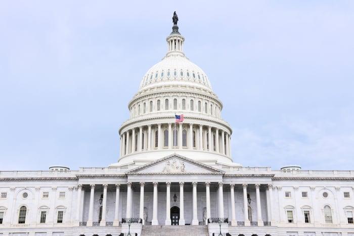 Capital Dome in Washington, D.C.