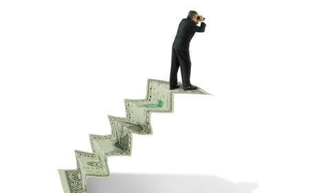 Looking forward financially -- GettyImages-614709218