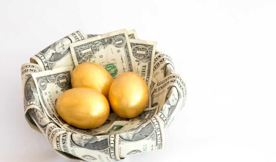 Invest Eggs in One Basket Diversify Retirement Getty