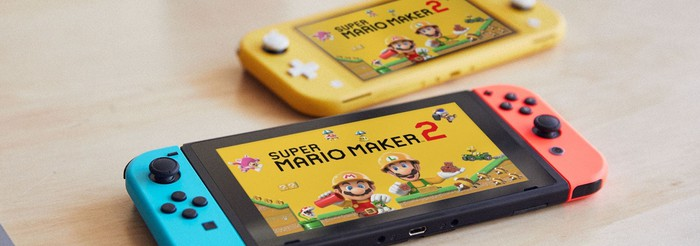 Nintendo's Switch console.