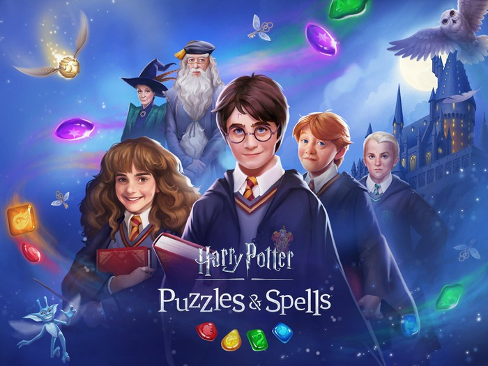"""Zynga released the """"Harry Potter Puzzles & Spells"""" game in 2020."""