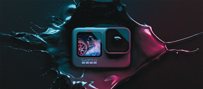 GoPro HERO9 Black image.