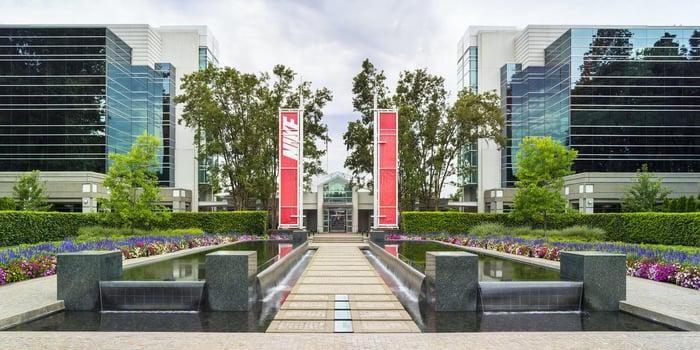 Nike headquarters