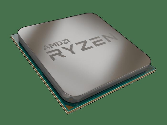 An AMD Ryzen chip.