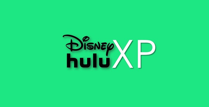 Disney Hulu XP logo.