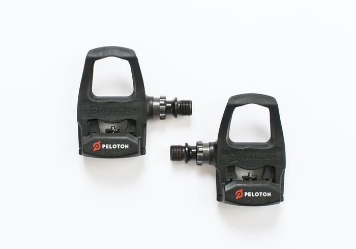 The specific PR70P pedals Peloton is recalling.