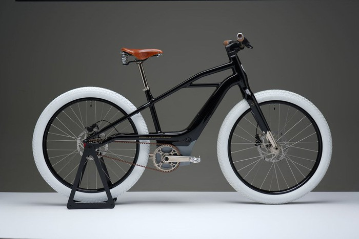Serial 1 electric bicycle