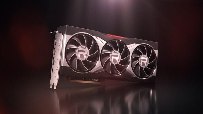 AMD's RX 6900 XT graphics card.