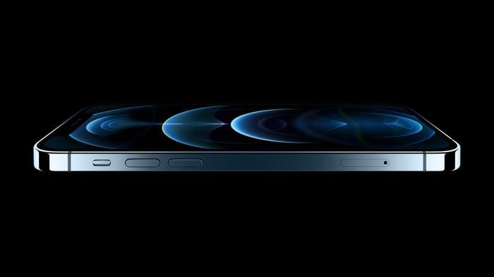 Apple's iPhone 12 Pro.