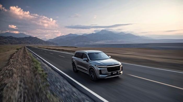 Li Auto One electric vehicle