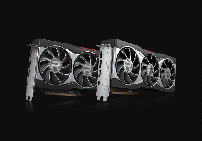 AMD RX 6000 graphics cards.