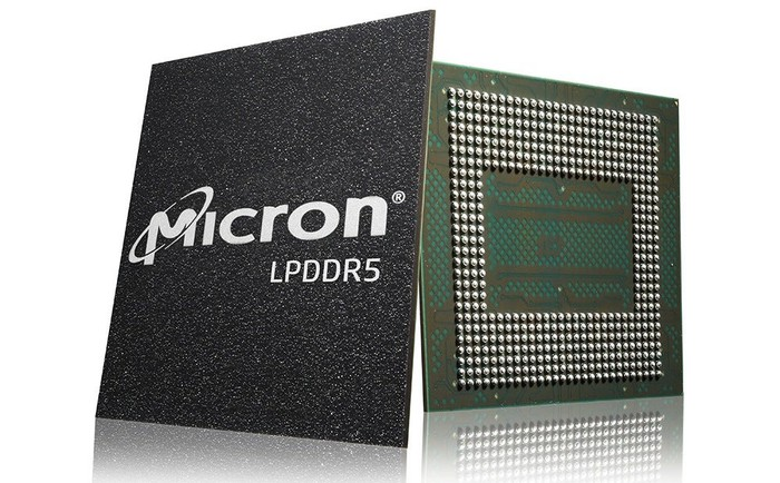 Micron's low power DDR5 memory product