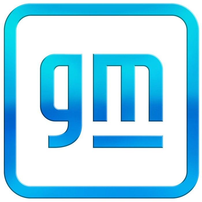 GM's new logo as of January 2021.