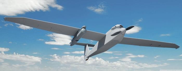 Arcturus UAV's flagship T-20 drone