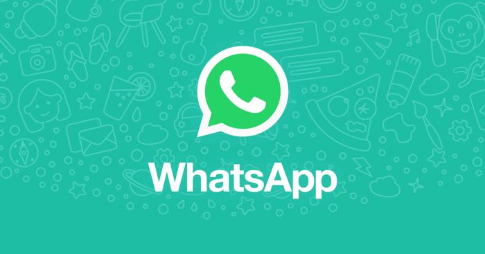 The Whatsapp logo.