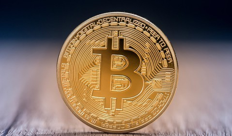 Bitcoin Cryptocurrency Digital Ethereum Dollar Gold Investment Getty