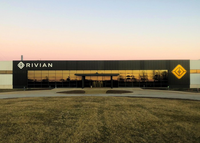 Rivian's Illinois factory