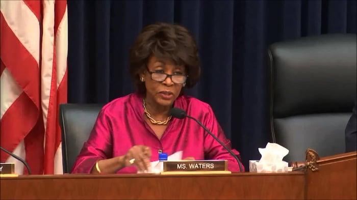 Congresswoman Maxine Water
