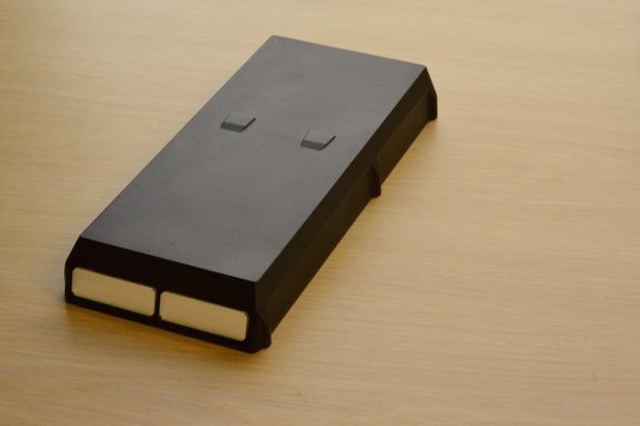 MicroVision's LRL sensor