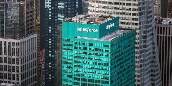 Salesforce business tower