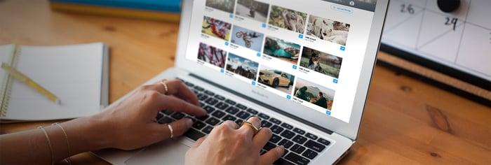 Twitter's Media Studio for content creators.