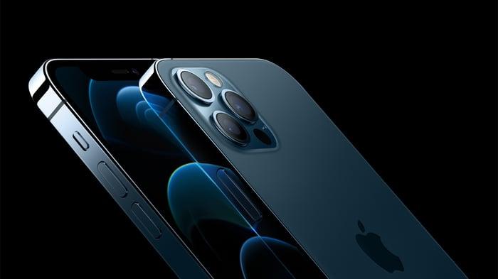 Blue iPhone 12 Pro