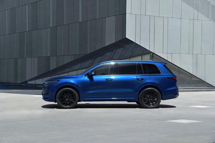 Blue Li Auto One new energy SUV