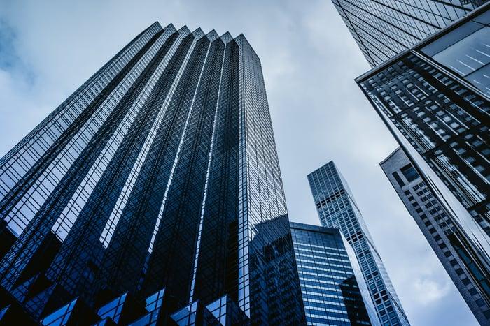 Non-residential construction buildings.
