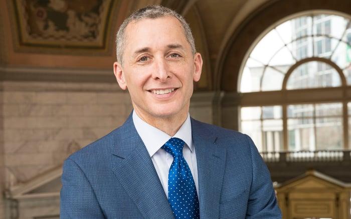 M&T Bank's chairman and CEO, Rene Jones.