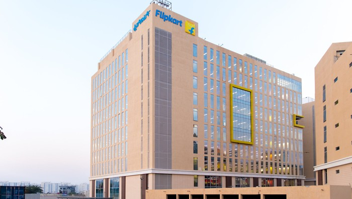Flipkart corporate offices in India