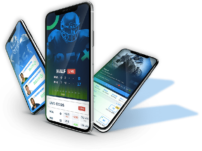 Sorts betting app on mobile phone