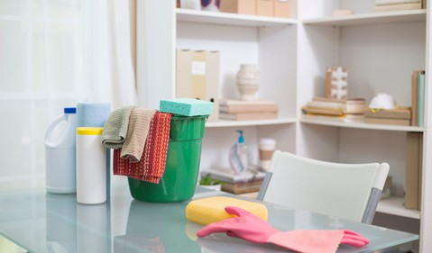 Bleach and Cleaning Equipment
