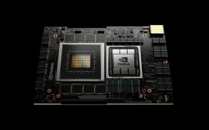 NVIDIA's Grace CPU.