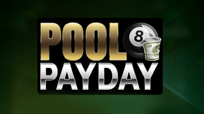 Skillz pool game splash page