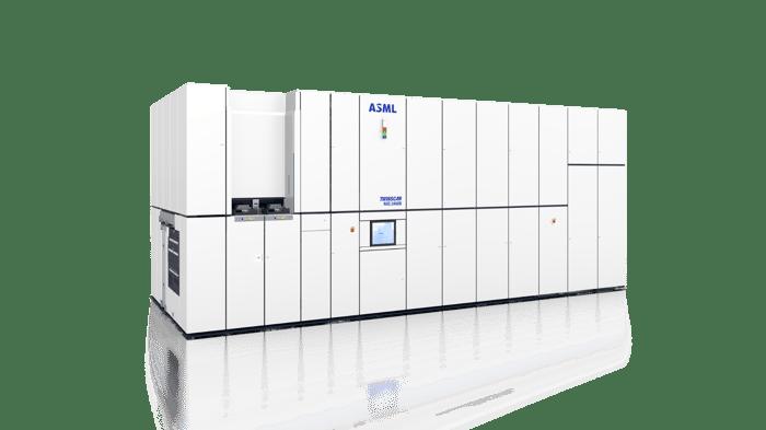 ASML Twin scan litho machine