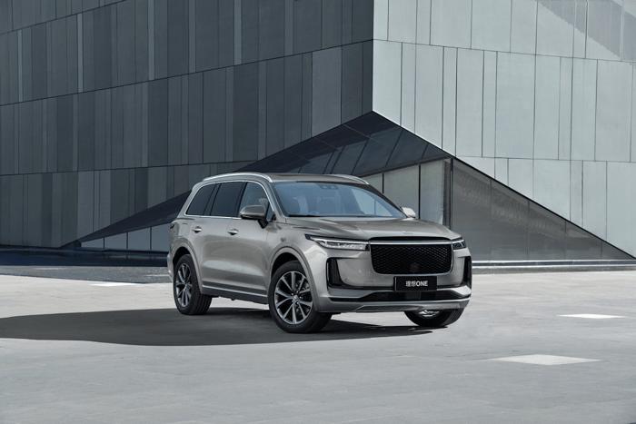 Grey Li Auto One SUV
