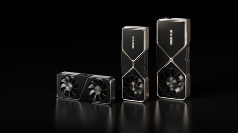 Gamme NVIDIA GeForce RTX 30