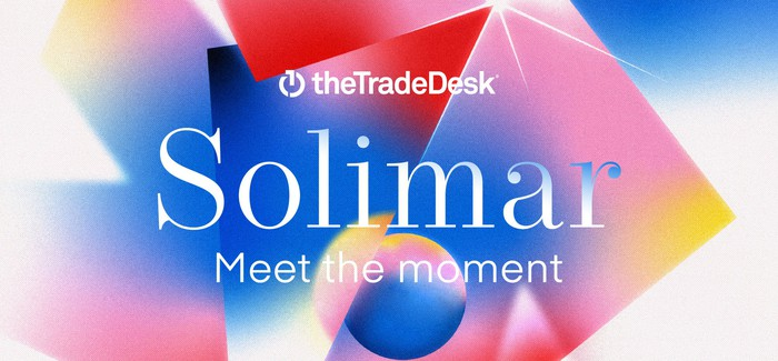 The Trade Desk invitation to its Solimar unveiling event.
