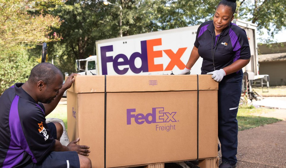 FDX delivery