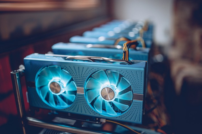 Graphics cards.