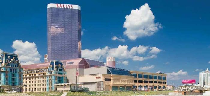 Bally's Atlantic City casino.