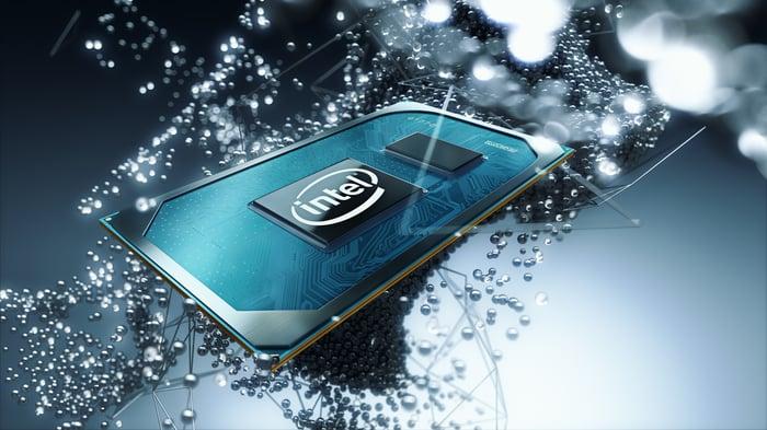 Intel's Tiger Lake processor.