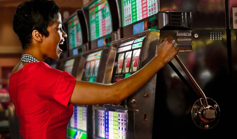 Slot machine GettyImages-131575265