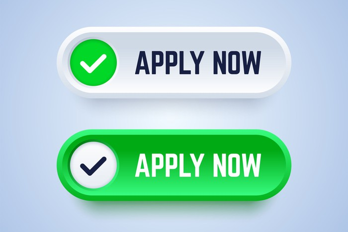 """Two icons that say """"Apply Now"""""""
