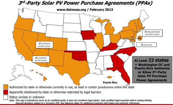 Does Your State Support Solar Energy The Motley Fool