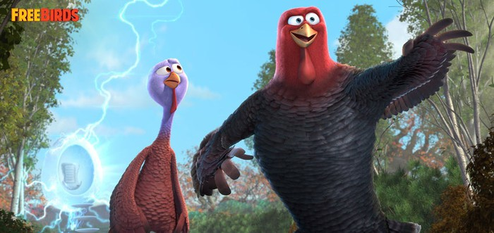 Relativity's Free birds will compete with movies from LionsGate and CBS