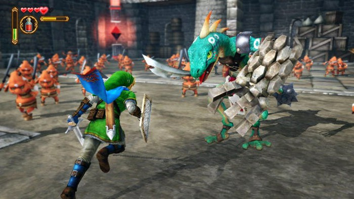 how the new zelda game hyrule warriors could change nintendo s