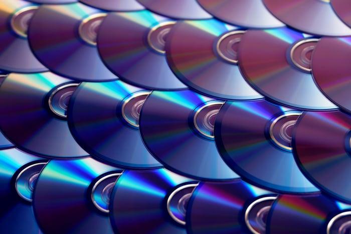 video discs