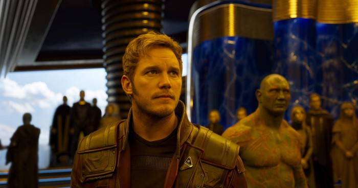 Still image from Guardians of the Galaxy