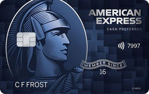 Blue Cash Preferred® Card from American Express
